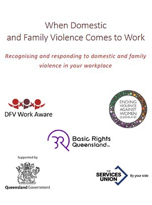 DFV Resources: When DFV Comes to Work